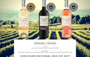 Les résultats du Concours National des IGP sont en ligne !